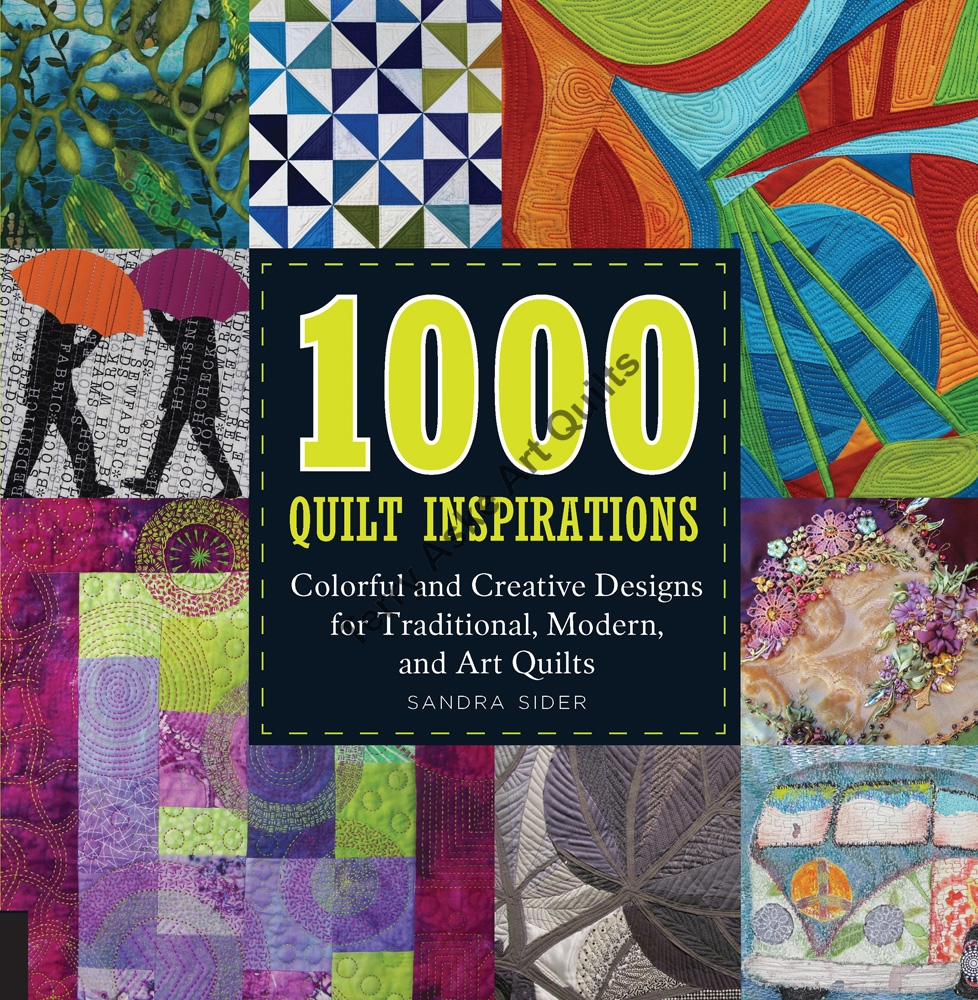 1000 Quilt Inspirations cover