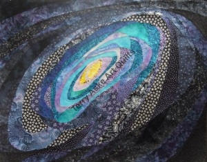 Terry Aske - galaxy - fused together